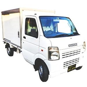 茨城県古河市の軽トラック運送